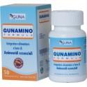 Guna Gunamino Formula 50 Compresse con Aminoacidi Essenziali per Diete e Sport