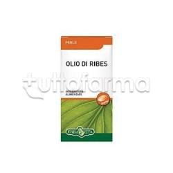 Erba Vita Olio di Ribes Integratore per il Colesterolo 60 Perle