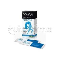 Erba Vita Go&Fun Fitness Integratore di Sali Minerali per Sportivi 10 Bustine