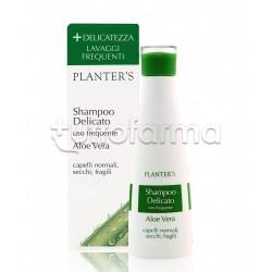 Planter's Shampoo Delicato Detergente Capelli 200 ml