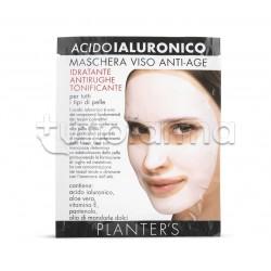 Planters Acido Ialuronico Maschera Levigante 50 ml