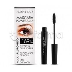 Planters Mascara Powerlash Nero 8 ml