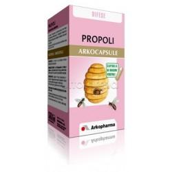 Arkocapsule Propoli Integratore per Tosse e Mal di Gola 45 Capsule