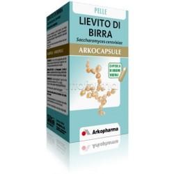 Arkocapsule Lievito di Birra Integratore per Pelle e Capelli 45 Capsule