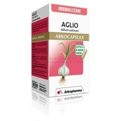 Arkocapsule Aglio (inodore) Integratore per Pressione e Colesterolo 45 Capsule