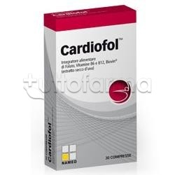 Named Cardiofol 30 Compresse
