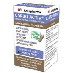 Arkocapsule Carboactiv per Gonfiore e Gas Intestinali 30 Capsule