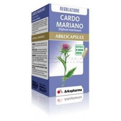 Arkocapsule Cardo Mariano Integratore per Depurazione Fegato 90 Capsule