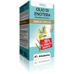 Arkocapsule Olio di Enotera Integratore per la Pelle 60 Perle