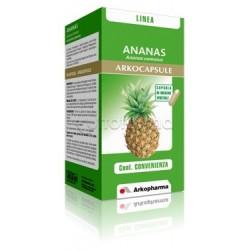 Arkocapsule Ananas Integratore Drenante 45 Capsule