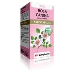 Arkocapsule Rosa Canina Integratore per Difese Immunitarie 45 Capsule