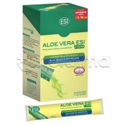 ESI Aloe Vera Succo +Forte Pocket Drink 24 Bustine