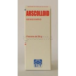 Arscolloid Colluttorio Gengivario Flacone 20 gr