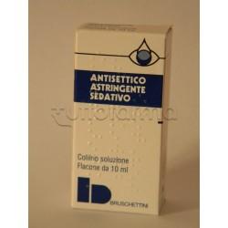 Antisettico Astringente Sedativo Collirio