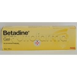 Betadine Gel Disinfettante 100 gr 10 %