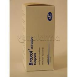 Broxol Sciroppo 150 ml Mucolitico per Tosse e Catarro