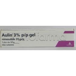 Aulin Gel Antinfiammatorio ed Antidolorifico 50 gr 3%