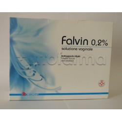 Falvin Lavanda Vaginale 5 Flaconi 150 ml 0,2%