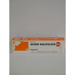 Acido Salicilico Nova Argentia 10% Unguento 30 gr