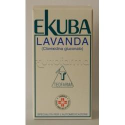 Ekuba Lavande Vaginali 12 Bustine 10 ml