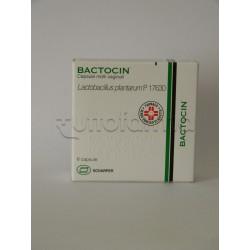 Bactocin Capsule 6 Capsule Vaginali 3 gr