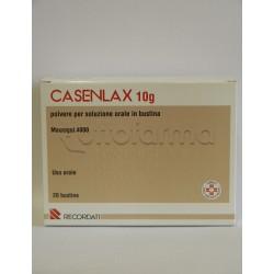 Casenlax 20 Bustine 10g per Stitichezza