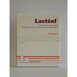 Lacteol 20 Capsule 5 miliardi Contro Diarrea