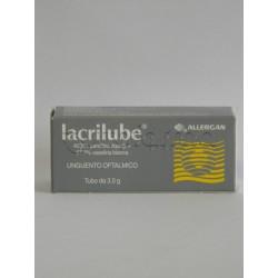 Lacrilube Unguento Oftalmico Idratante e Lubrificante Tubo 3,5 grammi