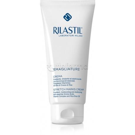 Rilastil Crema Smagliature Corpo Nutriente Elasticizzante 200 ml