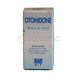 Otomidone Gocce Auricolari per Male alle Orecchie 10 ml