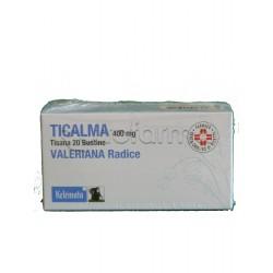 Ticalma per Ansia ed Insonnia 20 Bustine per Tisana 400 mg