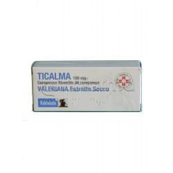 Ticalma per Ansia e per Dormire 30 Compresse 100 mg