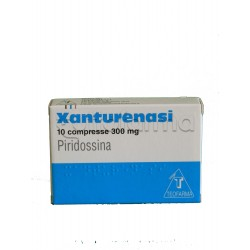 Xanturenasi 10 Compresse 300 mg per Carenza Vitamina B