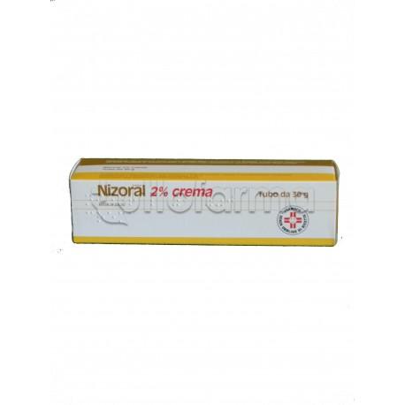 Nizoral Crema Dermatologica Antimicotica per Funghi 30 gr 2%