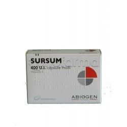 Sursum 30 Capsule Molli 400 UI Vitamina E
