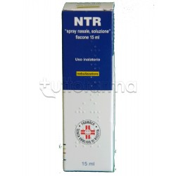 Ntr Spray Nasale Decongestionante 15 ml
