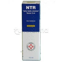 Ntr Spray Nasale Decongestionante 15 ml