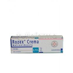 Rozex Crema Dermatologica 30 gr 0,75% per Ridurre Rosacea