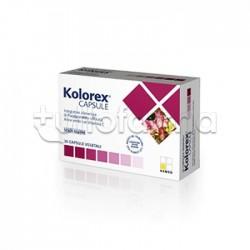 Named Kolorex 30 Capsule