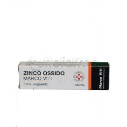 Ossido Zinco Marco Viti Unguento 10% 30 Gr