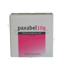 Paxabel Polvere 20 Bustine 10 grammi Lassativo per Stitichezza