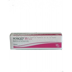 Rosiced Crema 30 grammi 0,75% per Curare Rosacea