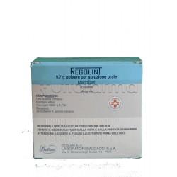 Regolint Polvere 20 Bustine 9,7 grammi Lassativo per Stitichezza