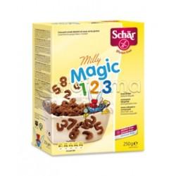 Schar Milly Magic 123 Croccanti Cereali Al Cacao Senza Glutine 250g