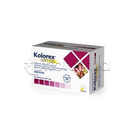 Named Kolorex Softgel 60 Capsule