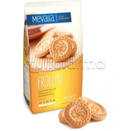 Mevalia Frollini Biscotti Aproteici 200g