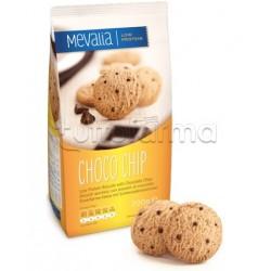 Mevalia Choco Chip Biscotti Aproteici Con Pezzetti Di Cioccolato 200g