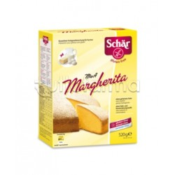 Schar Mix A Margherita Preparato Per Torta Margherita Senza Glutine 500+20g