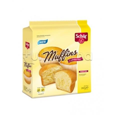 Schar Muffins Senza Glutine 260g