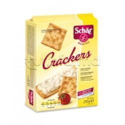 Schar Crackers Senza Glutine 210g (6x35g)